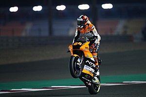 Bendsneyder blijft hongerig na beste Moto2-resultaat in Qatar