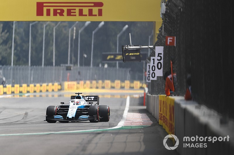 "Williams ve ""realista"" vencer a Haas y a Alfa Romeo en México"