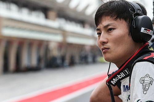 Toyota protege Yamashita won't race in WEC in 2021