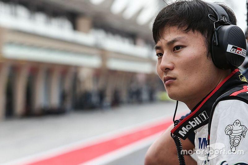 山下健太、2021年は国内カテゴリーに専念へ。トヨタのWECチームディレクターが認める
