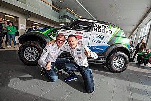 Mini dla rajdowego mistrza Litwy