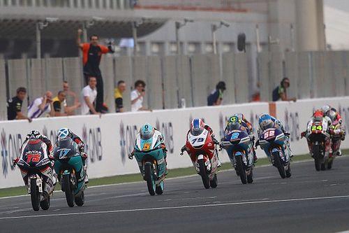 Galería: las mejores fotos de las carreras del GP de Qatar