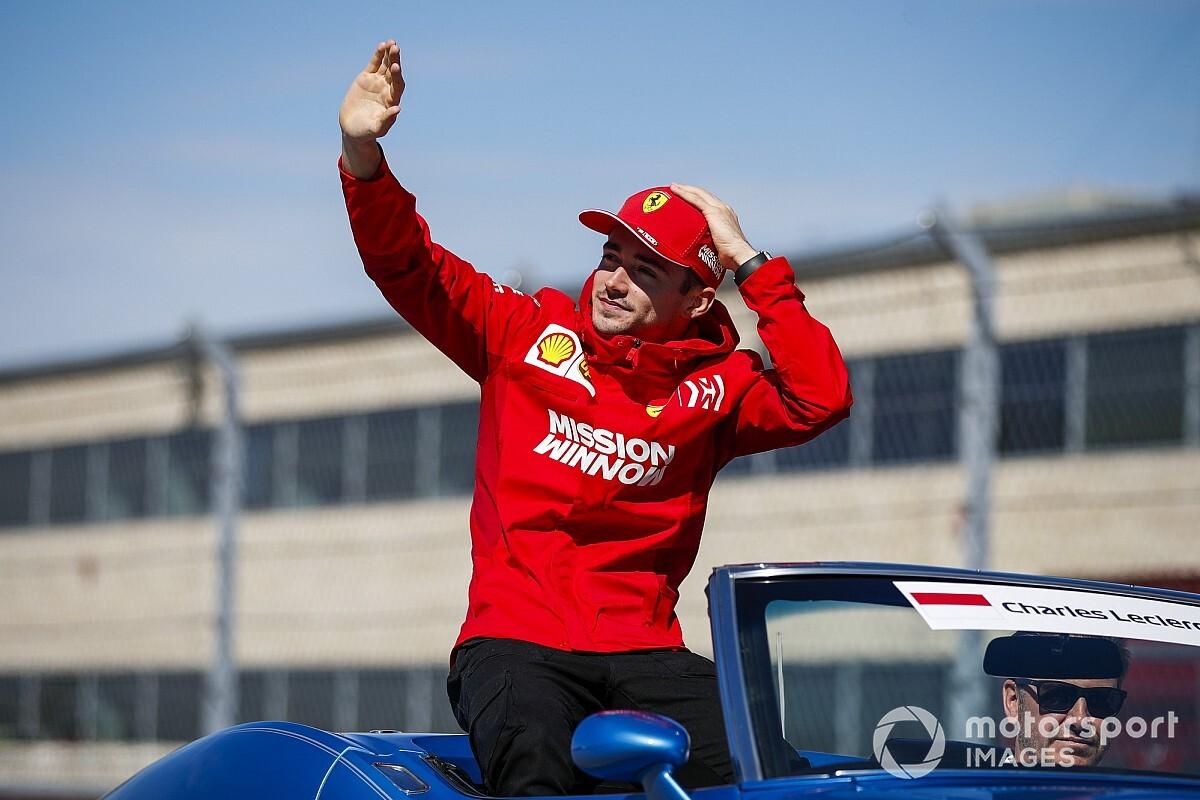 Leclerc-t az iskolából való lógás indította el a versenyzői útján