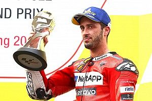 Dovizioso szerint sosem volt még ekkora a szakadék a Ducati és a Yamaha között