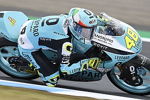 Moto3 Motegi: WK-leider Dalla Porta domineert na crash Canet