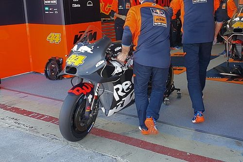 Pol Espargaro scopre la KTM 2020 nei test di Valencia