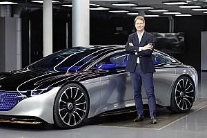 """Kallenius: """"F1, Mercedes için çok çekici bir arena"""""""