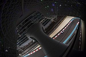 Canlı Anlatım: Abu Dhabi GP 1. antrenman seansı