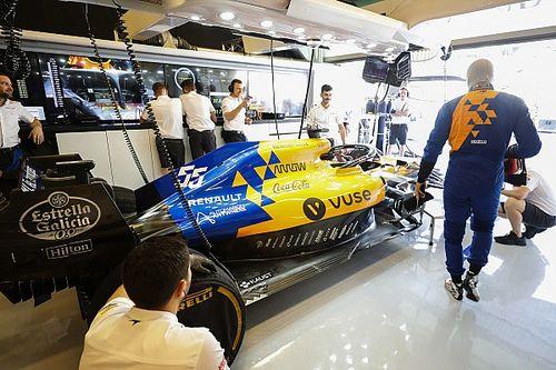 """Sainz: """"Me molesta que pasen estas cosas en la carrera 21"""""""