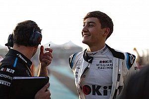 Russell: Podążam śladami Leclerca