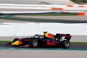 FIA F3ポストシーズンテスト2日目:ルンガーがトップタイム。角田裕毅は3番手
