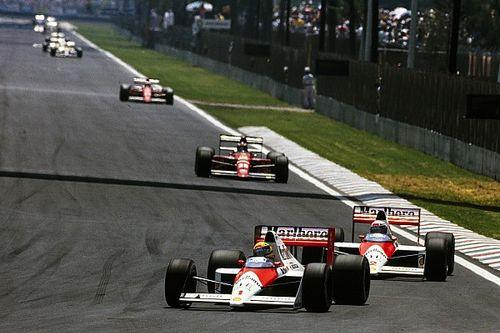GALERÍA: el GP de México de 1989