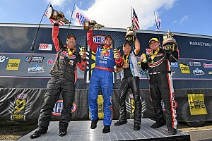 B. Torrence, Hagan, Anderson, Savoie win NHRA FallNationals
