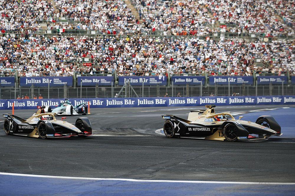 La Fórmula E presenta calendario para 2022 con México y sin Chile