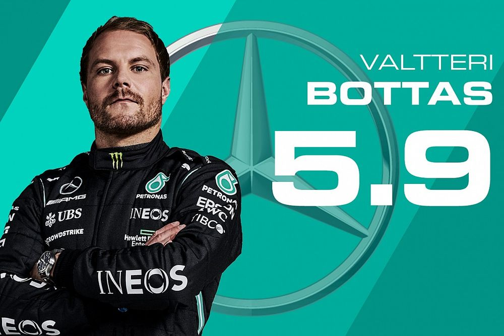 Tussenrapport Valtteri Bottas: De ideale wing-man moet vrezen