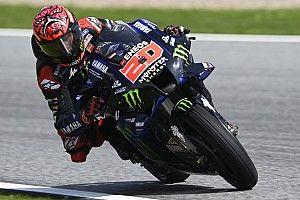 Avusturya MotoGP ısınma turları: Quartararo, Zarco'nun önünde en hızlısı