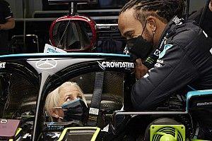 ¡Hamilton penaliza en la parrilla del GP de Turquía de F1!