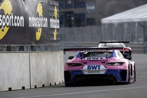 Mercedes broni swojej taktyki w DTM