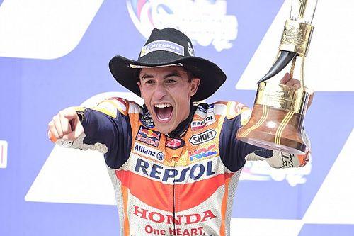 MotoGP: Marquez sceriffo di Austin, Bastianini eroico