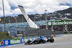 """Alonso szerint """"erőből"""" is megérdemelték volna a dobogót Szocsiban"""