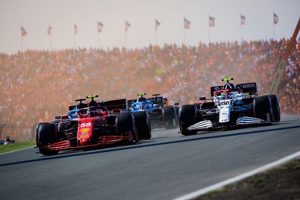 Ferrari encuentra el problema que lastró a Sainz en Zandvoort