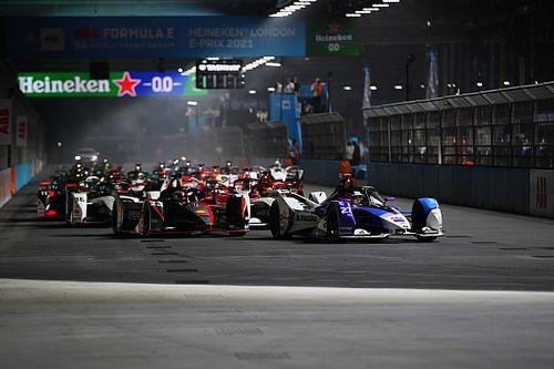 フォーミュラEロンドン決勝:BMWのデニスが完璧な走りで1戦目制す。切れ味抜群オーバーテイクのデ・フリーズ2位