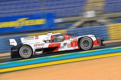 Le Mans 24 Saat: Birinci antrenmanda Toyota, Alpine'in 0.086 sn farkla önünde lider