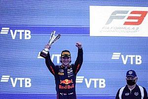 Red Bull Buka Pintu untuk Dennis Hauger ke F2