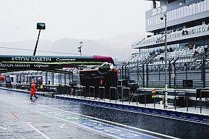 Pirelli dice que no pueden hacer nada para que la F1 corra con lluvia