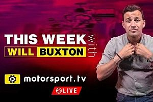 Apresentador Will Buxton é o novo contratado da Motorsport.tv