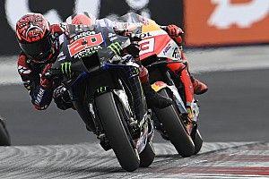 Quartararo: Wet Austrian GP first time I thought about 2021 MotoGP title
