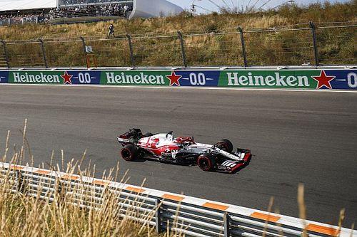 Kubica przed Haasami w Q1