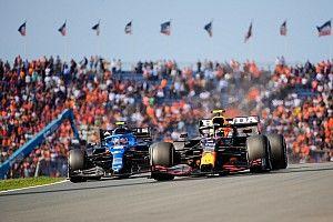 Hollanda GP: Takım arkadaşı mücadeleleri