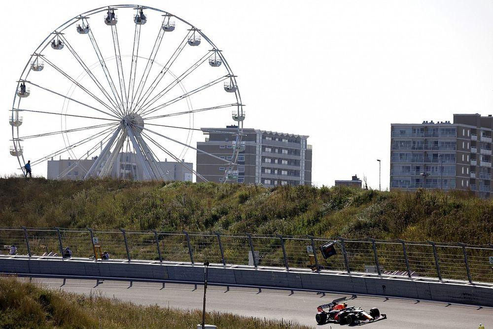 Las increíbles fotos del viernes de F1 en Zandvoort