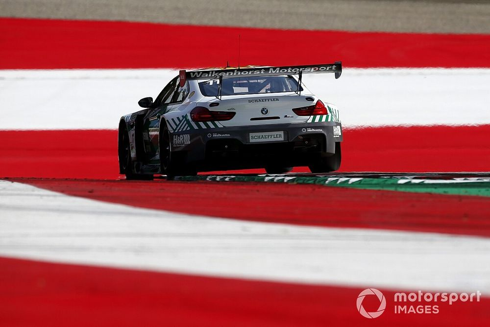 Red Bull Ring DTM: BMW's Wittmann pips Lawson to Sunday pole