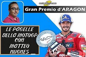 Pagelle MotoGP: Bagnaia perfetto, Zarco sprofonda