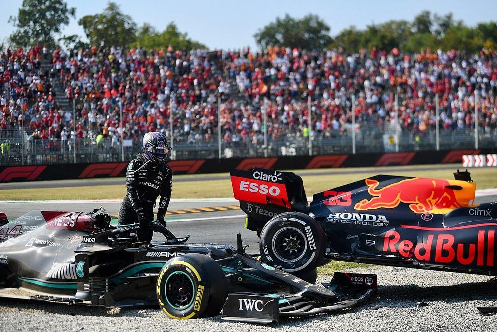 F1: Hill acusa Verstappen de bater intencionalmente em Hamilton na Itália