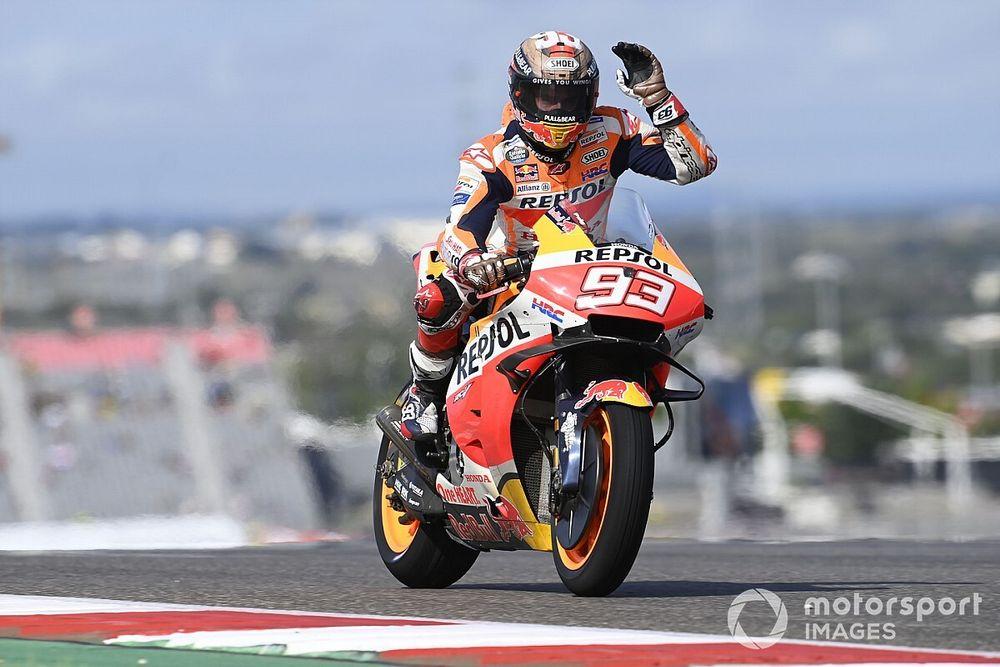 Marc Marquez dan Rider Spanyol Sepakat soal Trek MotoGP Amerika