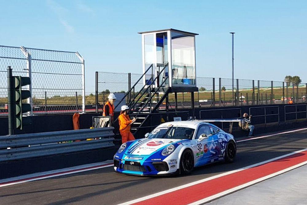 Carrera Cup Italia, Franciacorta: Quaresmini ok nelle libere 2