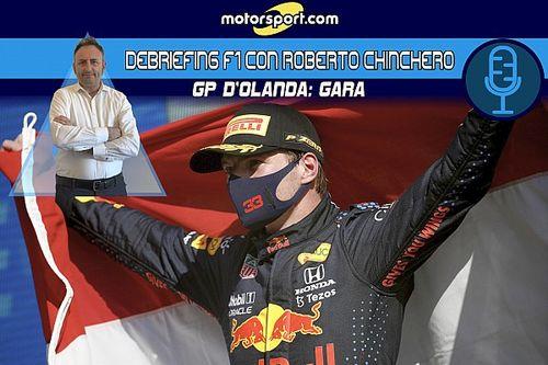 "Chinchero: ""Zandvoort ha fotografato la F1 degli ultimi 4 mesi"""