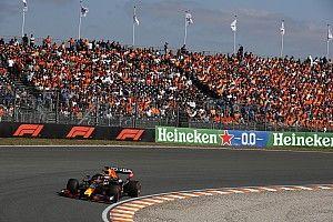 Verstappen se lleva la pole sobre Hamilton en Zandvoort por un suspiro
