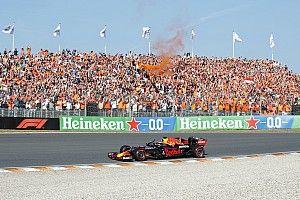 Canlı anlatım: Hollanda GP