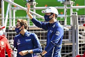 Williams no tiene apuro para definir sus pilotos 2022