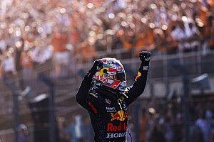 """Verstappen, aliviado: """"Es complicado cumplir unas expectativas tan altas"""""""