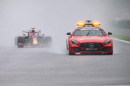 Stats Belgique 2021 - Le GP le plus court de l'Histoire