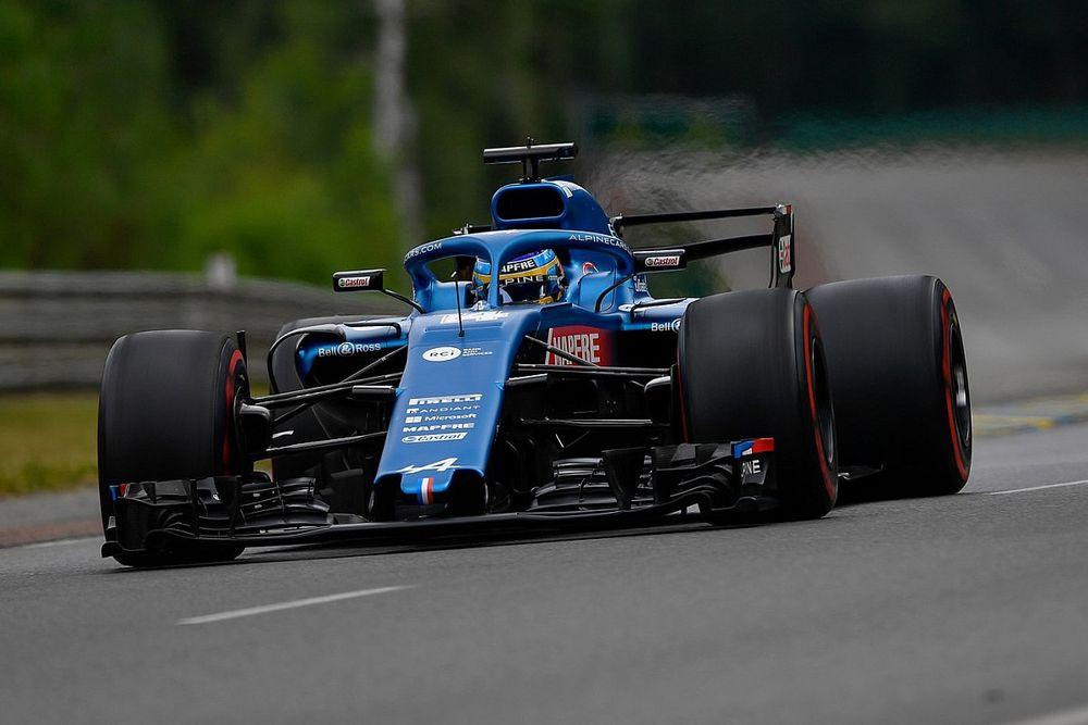 """Alpine: """"Alonso kendisini mutlu hissettiği sürece F1 takımımızda yarışacak"""""""