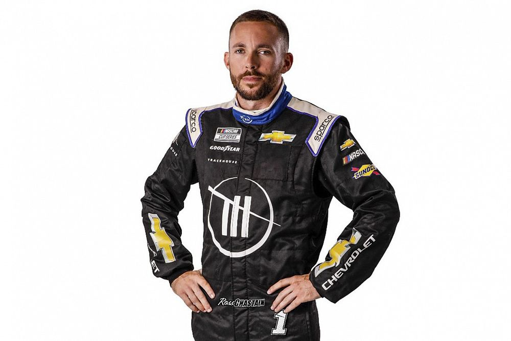Trackhouse signs Chastain for 2022 NASCAR Cup season