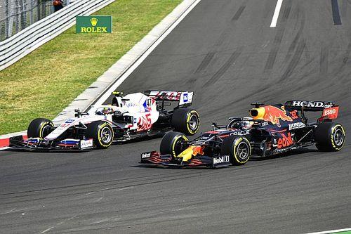 "Horner: ""Dopo il crash, Max aveva meno downforce di Schumacher"""