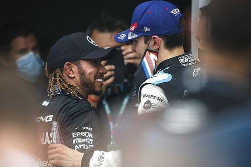 Van der Garde : Ocon pas au niveau de Hamilton, Verstappen ou Leclerc
