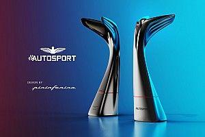 Pininfarina ridisegna l'iconico trofeo per gli Autosport Awards di Motorsport Network